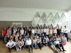 Arte in azienda, la specialità della Fondazione Ermanno Casoli. Ecco le immagini di The Whishful Map, opera corale di Pietro Ruffo realizzata a Roma con il gruppo Angelini