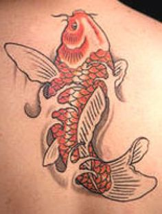 18 Very Beautiful Koi Fish Tattoo styles 2016 Japanese Koi Fish Tattoo, Japanese Tattoo Designs, Japanese Sleeve Tattoos, Tattoo Designs For Women, Japanese Design, Couple Tattoos Love, Back Tattoos For Guys, Back Tattoo Women, Animal Tattoos