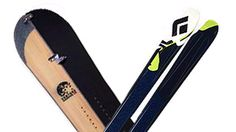 ski snowboard used