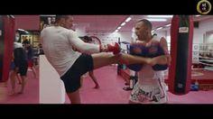 Teaser for the kickboxer Hysni Beqiri for Tele Basel Basel, Kickboxing, Videos, Kick Boxing