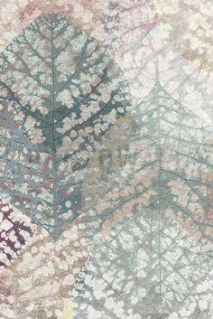 Pastel Leaf Pattern – fototapeta w dobrej cenie – Photowall Standard Wallpaper, Modern Wallpaper, Textured Wallpaper, Photo Wallpaper, Pastel Pattern, Textile Pattern Design, Pattern Art, Wall Patterns, Wall Colors