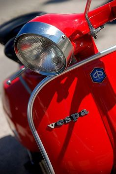Own a vespa, and go driving through Italy on one of these