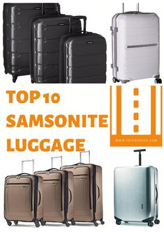 70774939b229 Samsonite as a brand is known to stand out among others due to their  quality products · Samsonite LuggageTraveling By Yourself