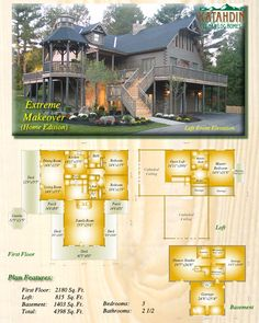 1000 images about house plans on pinterest log home Extreme house plans