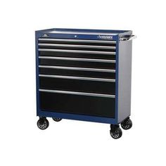 Hdx 24 In 10 Drawer Tool Chest And Rolling Tool Cabinet