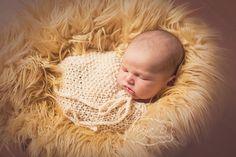 Knitting PATTERN - Newborn Snuggle Sack - Instand Download PDF - Photography Prop Pattern