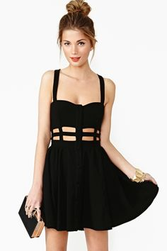 Band Apart Skater Dress from Nasty Gal for $68