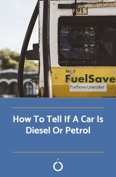 Using the wrong petrol in a car can cause severe damage to the mechanical parts and functions of a car. There are several tips to help you distinguish whether the gas your car needs is diesel or. Take a look at this oneHOWTO article to find out more!