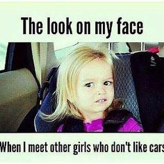 Car girls, car meme, car memes, car humor