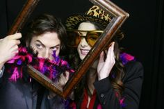 Ashley Greene & Jackson Rathbone in Extra Tv's Photo Booth! [Better Q] | 247greene