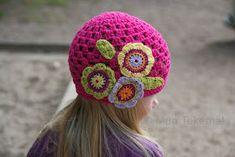 Mun Tekemä!: Mun Tekemä Virkattu Lätsä - Ohje Crochet Hats, Fashion, Knitting Hats, Moda, Fashion Styles, Fashion Illustrations