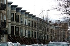 Name: Row houses Address: 514-560 44th Street Cross Streets: 5th and 6th Avenues Neighborhood: Sunset Park Year Built: 1908