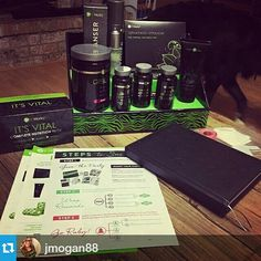 Thank you Jessica Ogan for posting this awesome customer pic! Another happy Stack Display customer! #stackdisplays #itworks #itworksglobal #productdisplays #displayideas