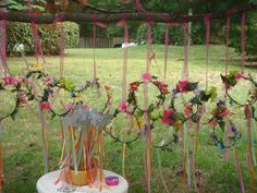 Enchanted Fairy Garden Party / Birthday