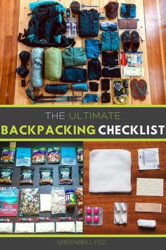 Hiking Food, Camping And Hiking, Hiking Gear, Backpacking Checklist, Packing For Backpacking, Best Backpacking Food, Travel Trailer Camping, Camping Needs, Hiking Essentials
