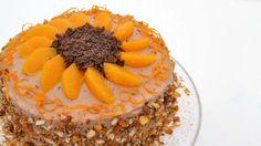 Koko Suomi leipoo -ohjelman neljännessa jaksossa Anun mokkakakku oli maustettu appelsiinilla ja koristeltu mantelikrokantilla.