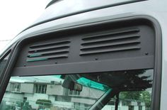 German-made Sprinter Airvents for airflow and security