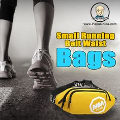 The product named as Small Running Belt Waist Bags that is so handy to use, can provide a great opportunity in endorsing your brand name in the market by your customers through its various use that basically includes carrying things.