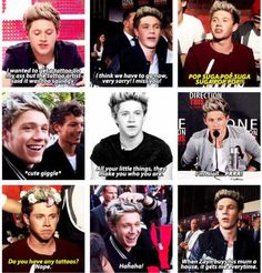 Why I love Niall so much