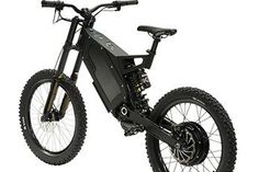 Stealth B-52 Electric Hybrid Bike Flat rate shipping = $1.00 for any e-bike shipped within the continental U.S. A hybrid vehicle like nothing you'll see on the roads, the B-52 blends traditional pedal