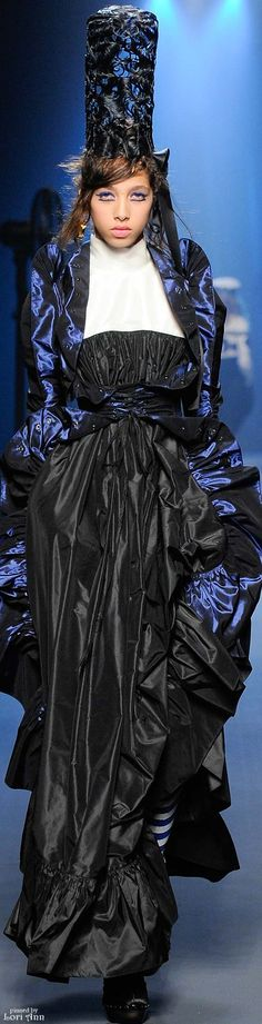 Jean Paul Gaultier Couture Fall 2015