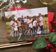 Christmas Card/ Art Paper Scissors Glue