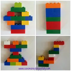 Lego Patterns Cards Game–Free Printables