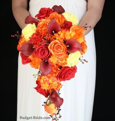 Fall Wedding Bouquet                                                                                                                                                      More