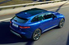 Jaguar F-PACE | $40,990