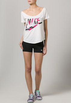 Nike Performance - PRO 3 - Tights - black