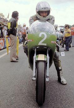 Greg Hansford Aus Kawasaki 250
