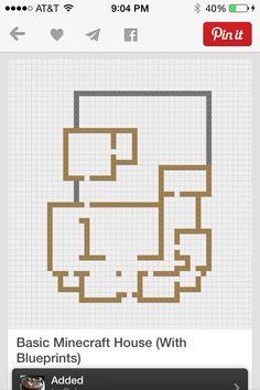 Minecraft survival house blueprints floor plan houses and blueprints minecraft pe survival house blueprints . Minecraft Modern House Blueprints, Minecraft House Plans, Minecraft Mansion, Easy Minecraft Houses, Minecraft House Tutorials, Minecraft House Designs, Minecraft Decorations, Minecraft Tutorial, Minecraft Creations