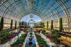 IN MN. These gardens are a magnificent blend of man-made beauty and nature's finest work.