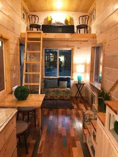 Dining Table - California Red by Incredible Tiny Homes