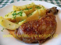 Baked Potato, Pork, Potatoes, Meat, Baking, Ethnic Recipes, Kale Stir Fry, Potato, Bakken