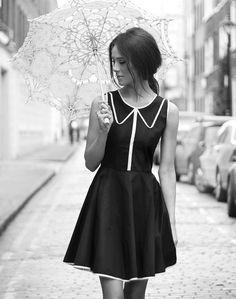 litte black dress