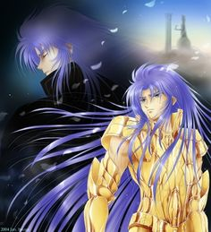 Saint Seiya - Gold Saint Gemini no Saga