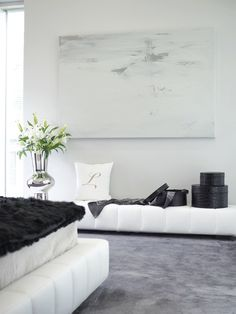 Art by Tanja Home Bedroom, My Dream Home, Bean Bag Chair, Coconut, Wall Art, Interior, Artwork, Inspiration, Furniture