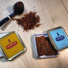 Relaxation in 3... 2... Ahh. #capstan #threenuns #tobacco