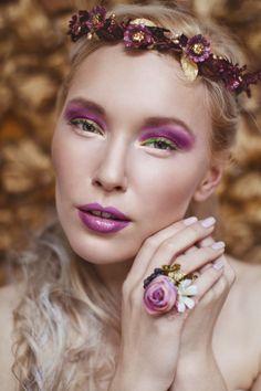 Marika by Bibiana Ruzickova on Photo Makeup, Keds, Editorial, Electric, Beauty, Jewelry, Fashion, Moda, Jewlery