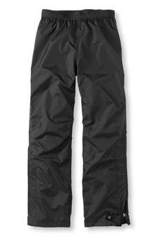 Women's Stowaway Rain Pants with Gore-Tex