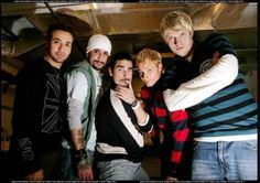 Backstreet Boys. Will always be my favorite band no matter how old I am :)