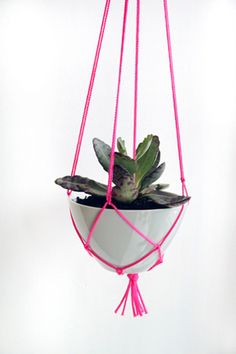 Hanging Planter, DIY,