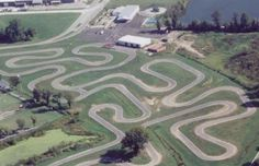 Travel to Shepherdsville and visit Kart Kountry, the largest go-kart track in the world, & stay at Louisville South KOA, one of the largest family oriented KOA's in Kentucky! Go Karts, Go Kart Racing, Auto Racing, Go Kart Tracks, Race Tracks, Places To Travel, Places To Go, Roadside Attractions, Karting