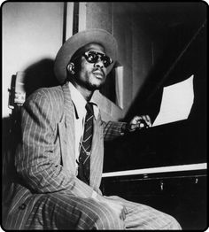 Thelonious Monk  one of the giants of American music