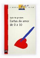 Cartas de amor de 0 a 10-SM #candeloria, #amor
