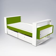 ducduc Austin Youth Bed Painted @LaylaGrayce