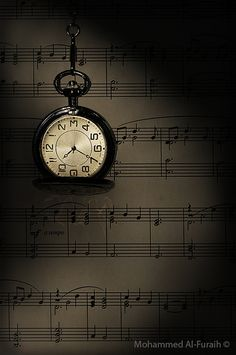 ♪♫ Music ♪♫ Time is Music...