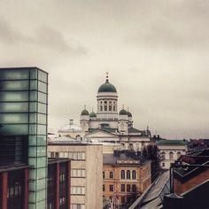 Instagram osana matkailumarkkinointia — Hyötyykö Visit Helsinki