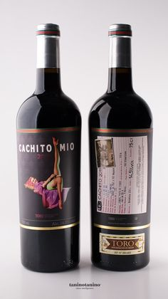 CACHITO MIO 2011 CASA MAGUILA - TANINOTANINO VINOS INTELIGENTES  wine of spain / vino